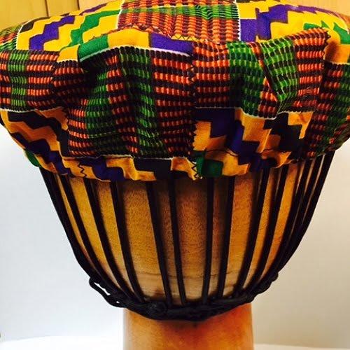 Fabric Drum Protector Hat
