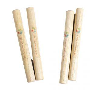 clapping sticks