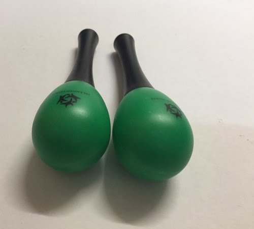 Maracas with Small Handle