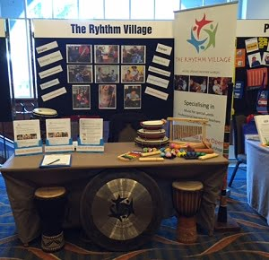 The Rhythm Village at SEPLA Conference 15
