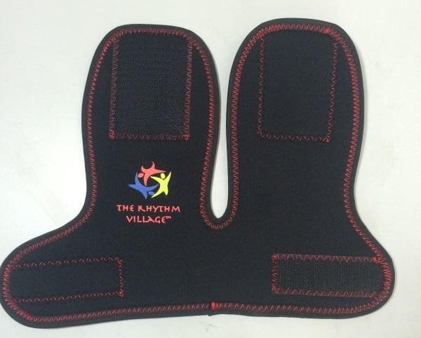 Hand Hugga - Red Stitching