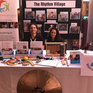 The Rhythm Village at SEPLA 2017