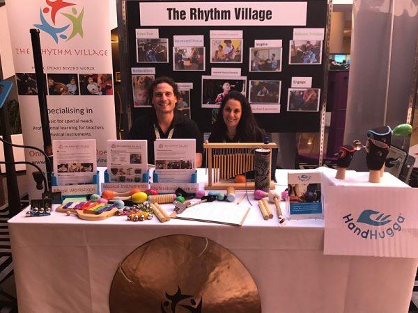 The Rhythm Village at SEPLA 2017